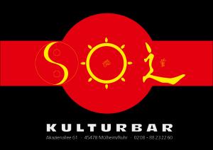 Logo Sol Kulturbar